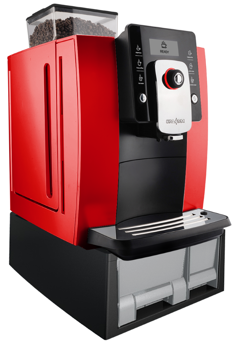 Coffee Machines for Office Cyprus & Espresso Beans